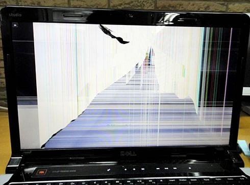液晶 修理 パソコン ノート